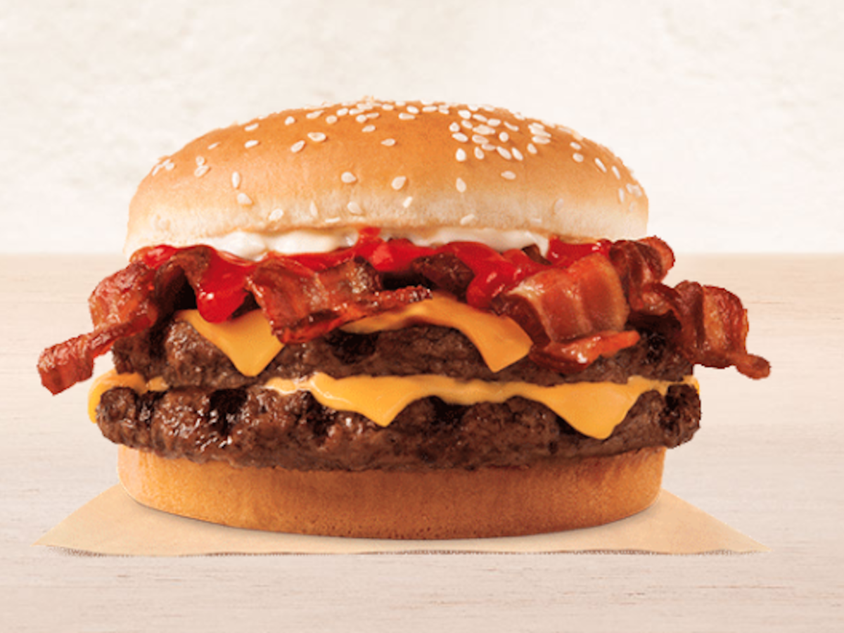 Why Fast Food Used to Be 'Healthier' in the '80s