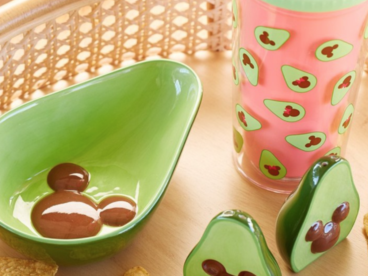 Disney Just Launched an Avocado-Themed Collection