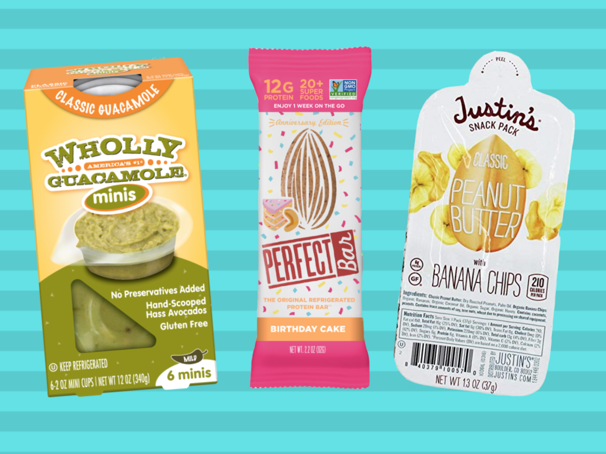 5 Healthy and Practical Packaged Snacks to Keep at the Office