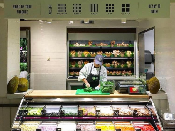 Why The Whole Foods Buyout Could Signify An Upheaval of the American Grocery Store