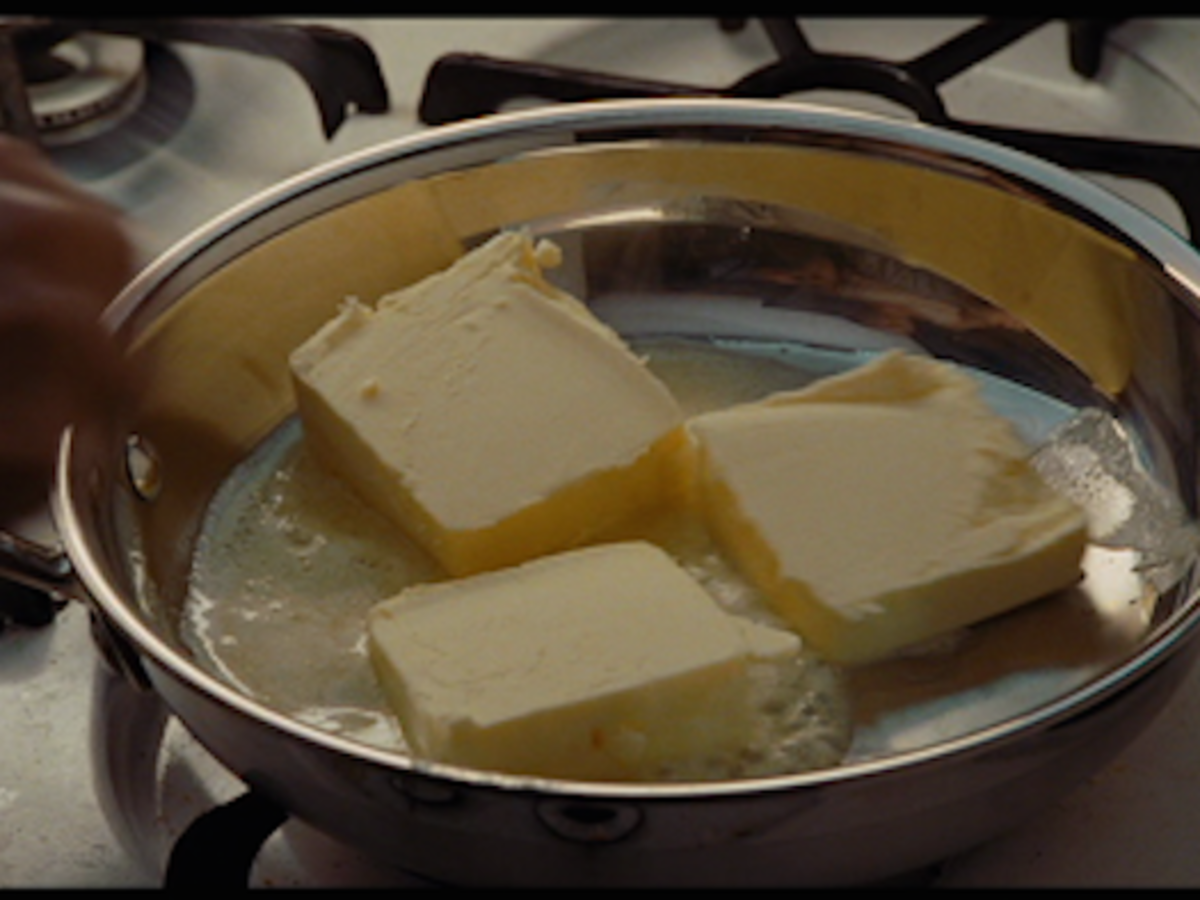 Julie and Julia Butter