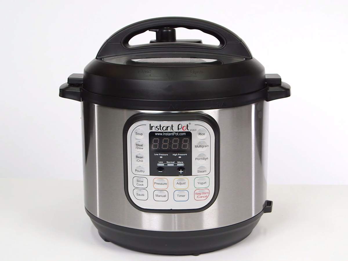 Instant Pot Pressure Cookers Are Overheating And Melting Cooking Light
