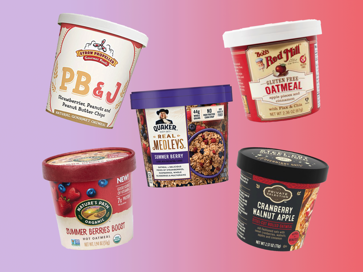 We Tried 5 Brands of Instant Cup Oatmeal and This Was Our Favorite