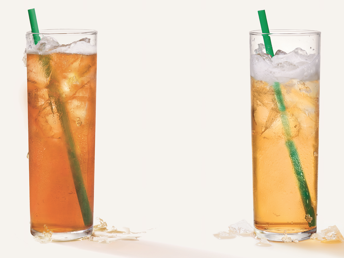 Starbucks Is Giving Out Free Iced Teas. Here's How to Get Them