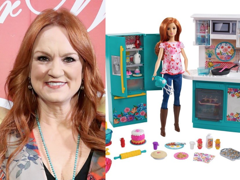Ree Drummond's 'Pioneer Woman' Barbie Doll Is Here, Just in Time for the Holidays