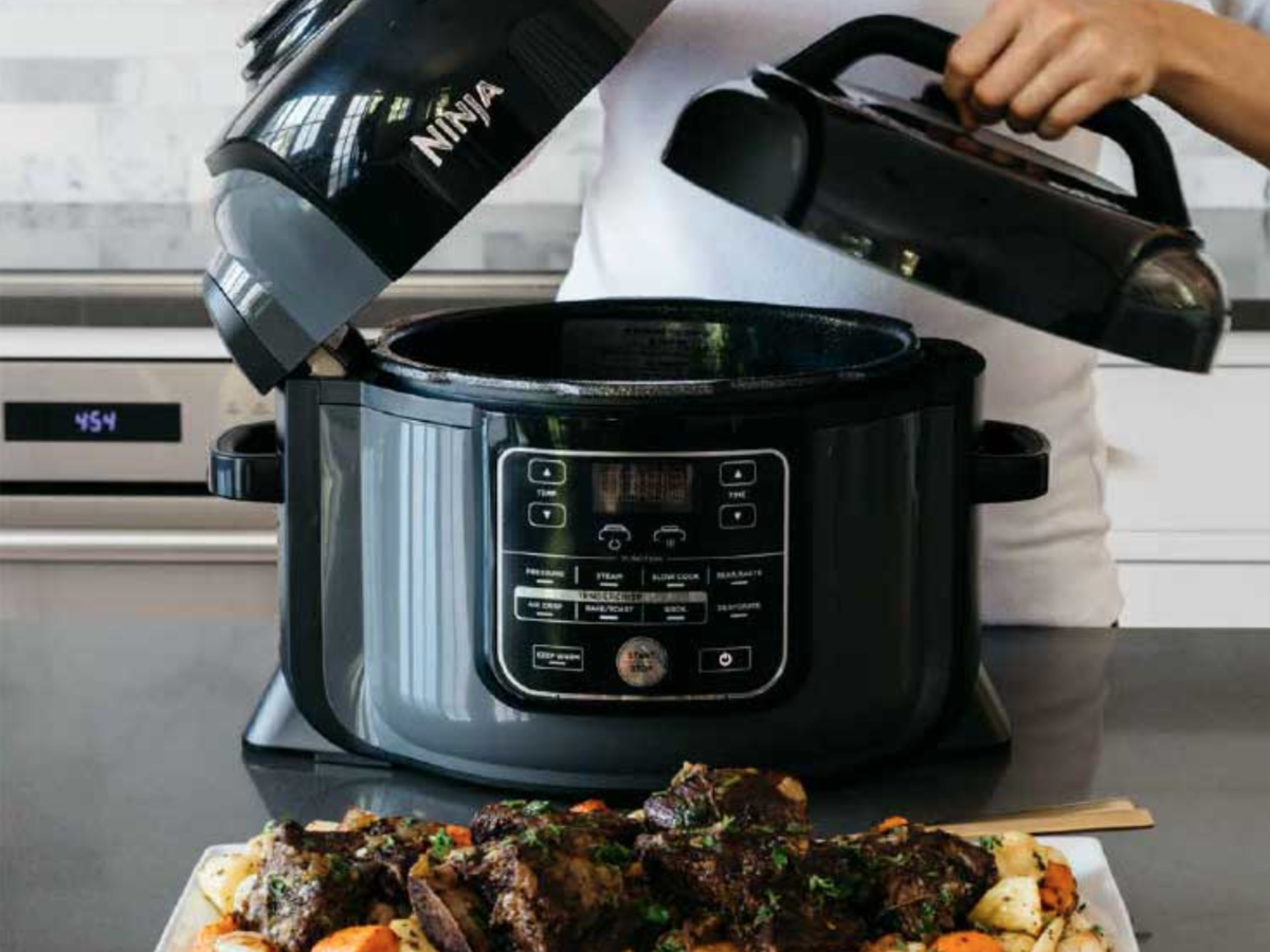 This Air-Frying Pressure Cooker Will Be on Major Sale Soon