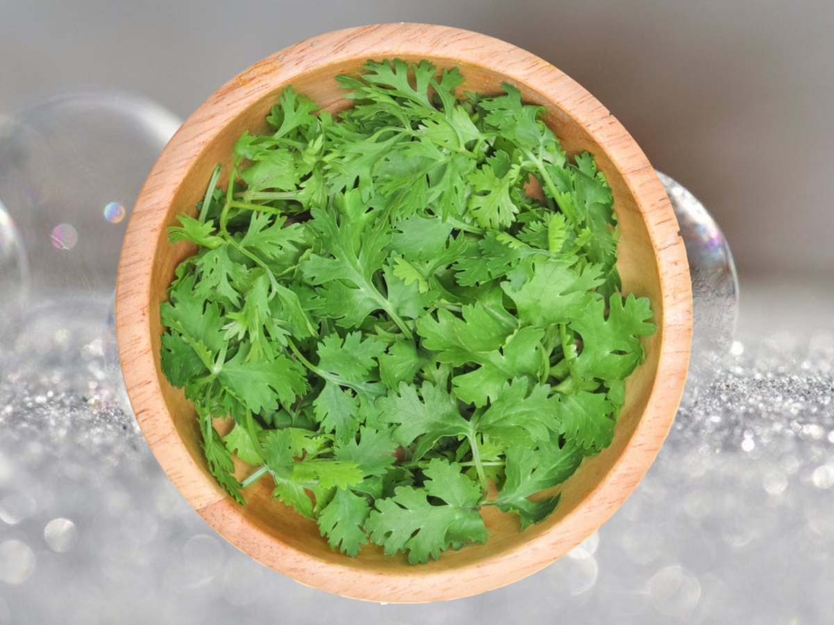 Why Does Cilantro Taste Like Soap to Some People?